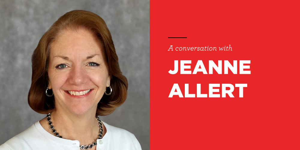 The Way Home: Jeanne Allert on offering hope to victims of human trafficking