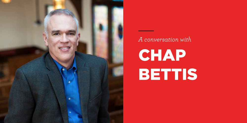 The Way Home: Chap Bettis on 'Parenting with Patience'