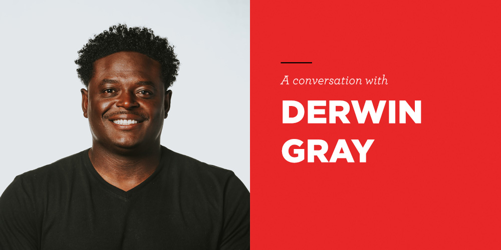 The Way Home: Derwin Gray on shepherding his church and 'Finding True Happiness'